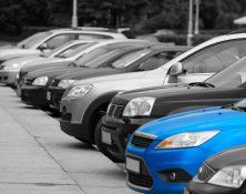 Car stock selection