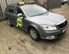 another taxi for rent at New Ireland Motors