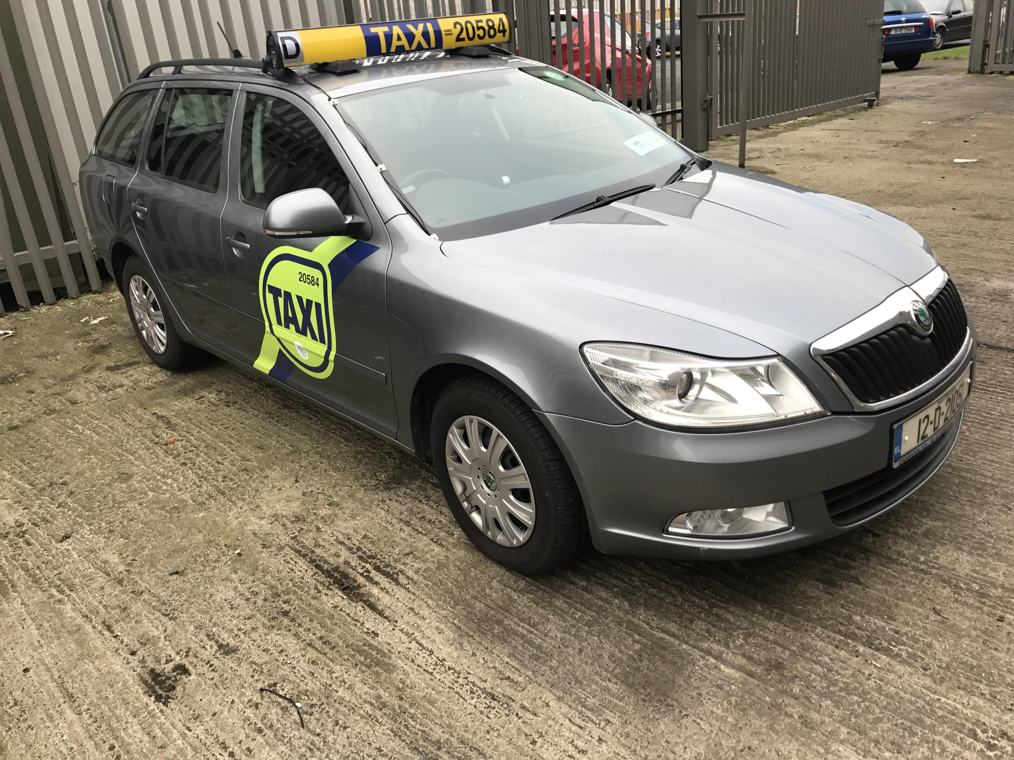 rent a taxi | New Ireland Motors