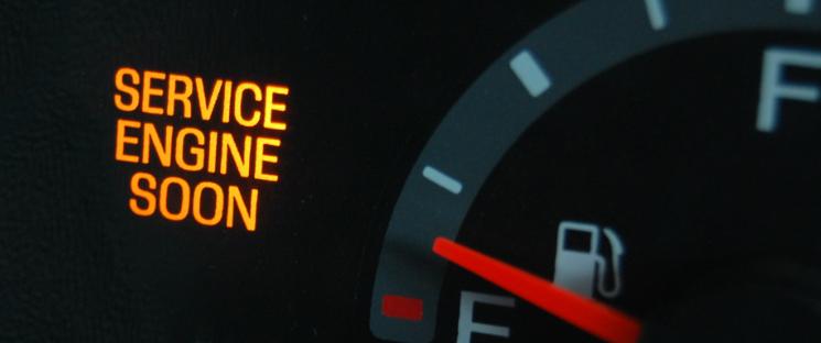 car service engine light